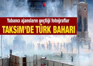 Taksim Gezi Parkı Eylemi Türkiye'yi sardı