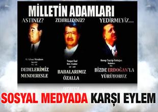'Başbakan Erdoğan'ı yedirmeyiz' hareketi