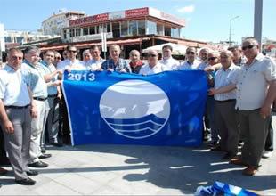 Mavi Bayraklar plajlarda dalgalanıyor