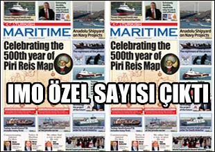 Turkish Maritime IMO özel sayısı çıktı