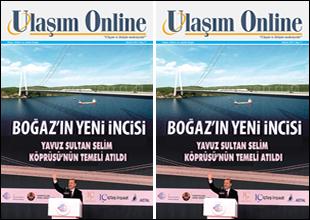 Ulaşım Online'nın Haziran sayısı çıktı