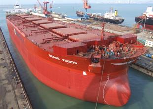 Berge Denizcilik Çin'e 2 VLOC sipariş etti