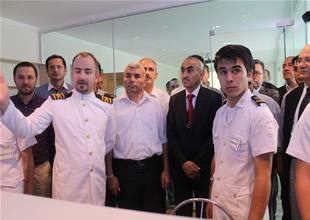 Fatsa'da Denizcilik Günü kutlamaları