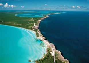 Dünyanın yeryüzü cenneti: Eleuthre Adası