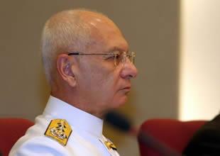 DZKK Oramiral Murat Bilgel Mısır'da