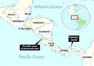 2. Panama Kanalı'nın inşası başlayacak