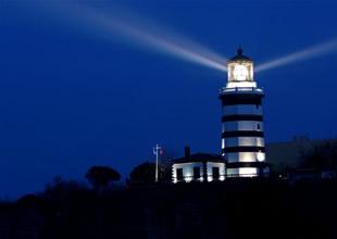 Şile Feneri Türkiye'nin en büyük feneri