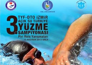 Açık su yüzme yarışması bugün yapılıyor