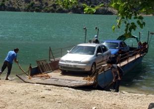 Fırat Nehri'ne modern iskele istiyorlar