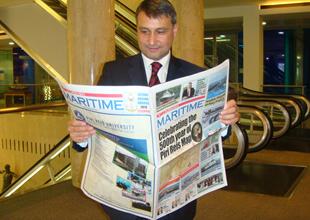 Turkish Maritime, IMO'ya damga vurdu
