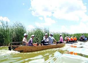 Eber Gölü nihayet kirlilikten kurtuluyor