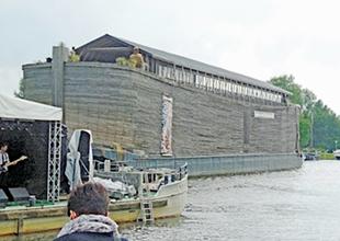 Huibers'in gemisi Almanya'yı mesken tuttu