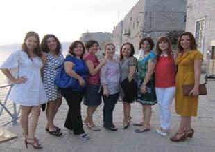WISTA, Yunanistan Hydra'da buluştu