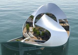 Katar Dünya Kupası için yapay ada yapıyor