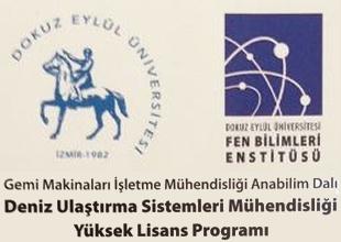9 Eylül'de Tezli Yüksek Lisans Programı