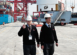 Limanlardaki riski 'e-platform'la azaltacak