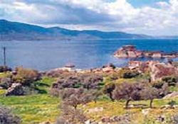 Bafa Gölü'nü de Bitirdik