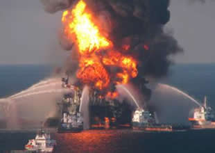 BP okyanusu siyaha boyadı 18,7 milyar dolar ceza ödeyecek