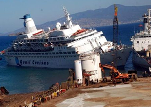 İzmir Gemi Geri Dönüşüm'e mahkemeden tedbir