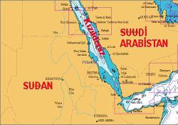 Kızıldenizde 17 Sudanlı Boğuldu