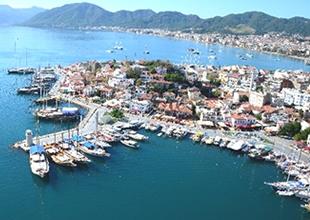 Marmaris'te belediye marinaları bin 478 tekneyi ağırladı