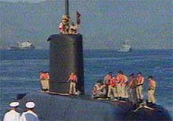 İran denizaltı üretimine başladı