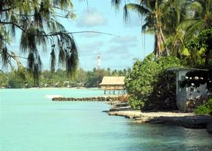 İklim değişikliği ada devletlerini tehdit ediyor