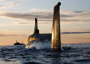 Finlandiya şüpheli denizaltıyı 'depth charge' adlı denizaltı savar bomba ile uyardı!