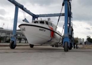 Sahil Güvenlik'e 10 yeni kontrol botu