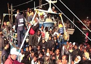 Fransa'da göçmenlere polis dayağına tepki büyüyor