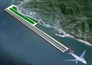 Ordu-Giresun Havalimanı için 50 milyon lira ek ödenek