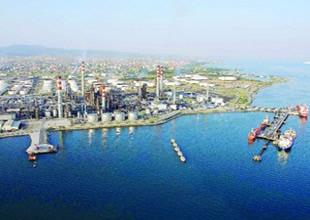 Ereğli Limanı'na ayda 50 gemi yanaşıyor