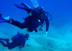 İsrailli dalgıçlar Akdeniz'de ''bin yıllık batık hazine'' buldu