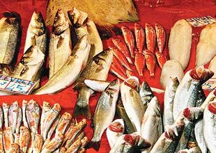 Kar balıkçı tezgahlarına da zam olarak yağdı