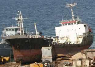 Avrupa, gemileri söküme gönderiyor