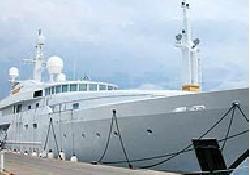 Kuşadası'nda deniz turizmi büyüyor