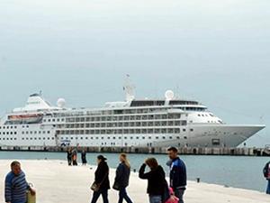 Kruvaziyer turizmi artık Karadeniz'e kaydı