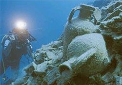 Denizaltı dağcılığı yaygınlaşıyor