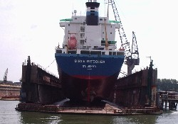 Gemi Piyasasında Düşüş Var