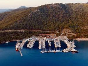 Halit Narin Kupası Yelken Yarışları yarın Martı Marina'da başlıyor