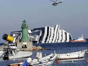 İtalya'daki Costa Concordia kazası davasında karar günü