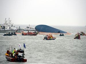 Güney Kore'den feribotta ölenler için 1 milyon dolara kadar tazminat
