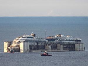 Costa Concordia'nın kaptanın cezası 9 Şubat'ta belli oluyor