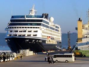 Çanakkale'de kruvaziyer turizmi Anzaklar'la coşacak