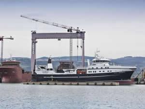 Türkiye'den 2014 yılında 1,3 milyar dolarlık gemi ve yat ihracatı yapıldı