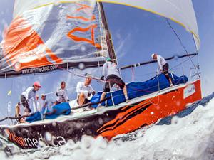 Team Alvimedica'da yelkenci değişikliği