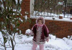Bugün Saat 1900'da Kar Yağacak!