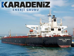 Karadeniz Holding, M/V PACIFIC TRIANGLE'yi satın alarak, enerji gemisine dönüştürecek