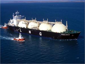 LNG yüklü tanker Belçika yerine Türkiye'ye yönlendirildi