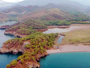 """Bilirkişi'den Karaot'a 'yat çekek imal yeri"""" projesine olumsuz rapor"""